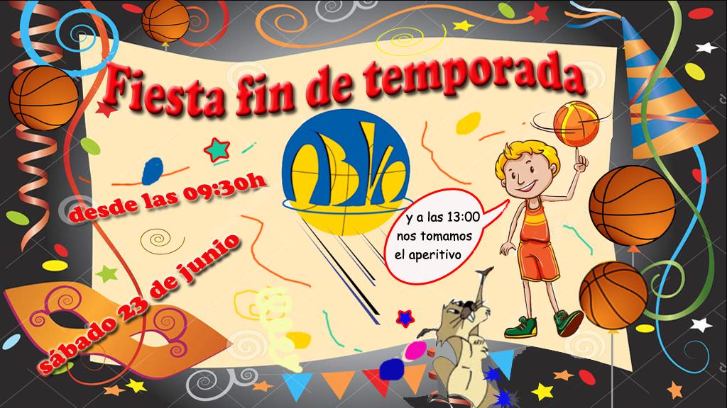 Fiesta fin de Temporada 2017-2018