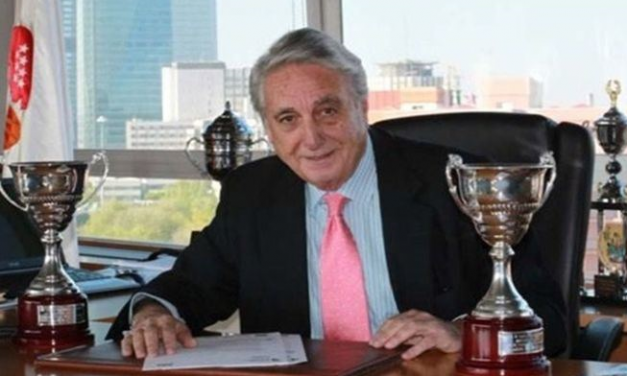 FALLECE JUAN MANUEL MARTIN CAÑO, PRESIDENTE DE LA FBM.